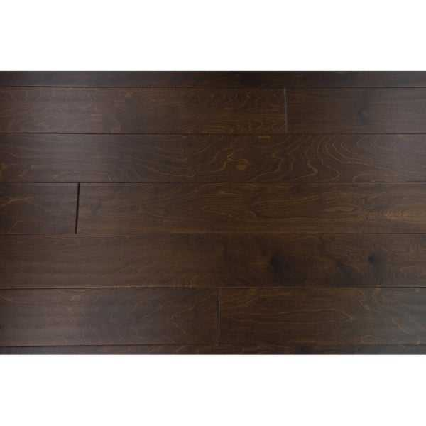 Natalia Collection Engineered Hardwood in Dark Chocolate - 3/8' x 5' (32.81sqft/case) - 3/8' x 5'