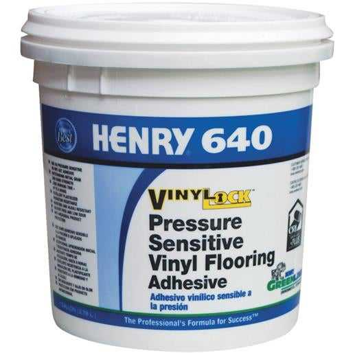 Henry, W.W. Co. Gl Vnyl Lock Ps Adhesive 12176 Unit: EACH