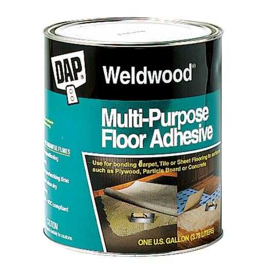 Dap Gal Mp Floor Adhesive 00142 Unit: GAL